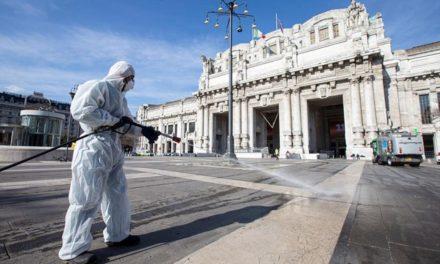 Mientras tanto en Italia: crónica personal de una pandemia
