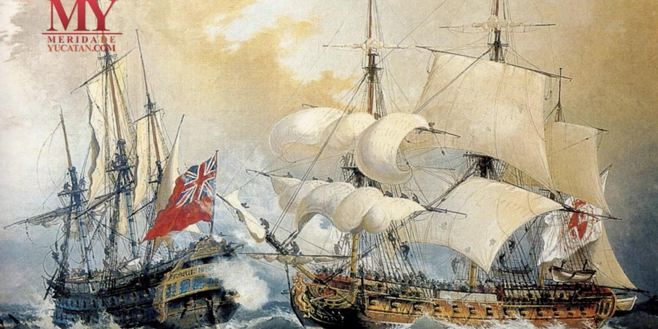 El comercio y la piratería en Yucatán