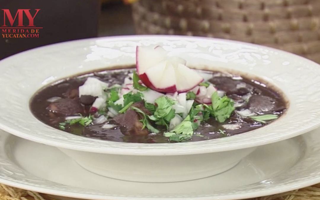 Video: El frijol con puerco