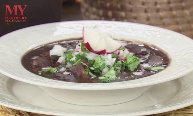 Video: El frijol con puerco