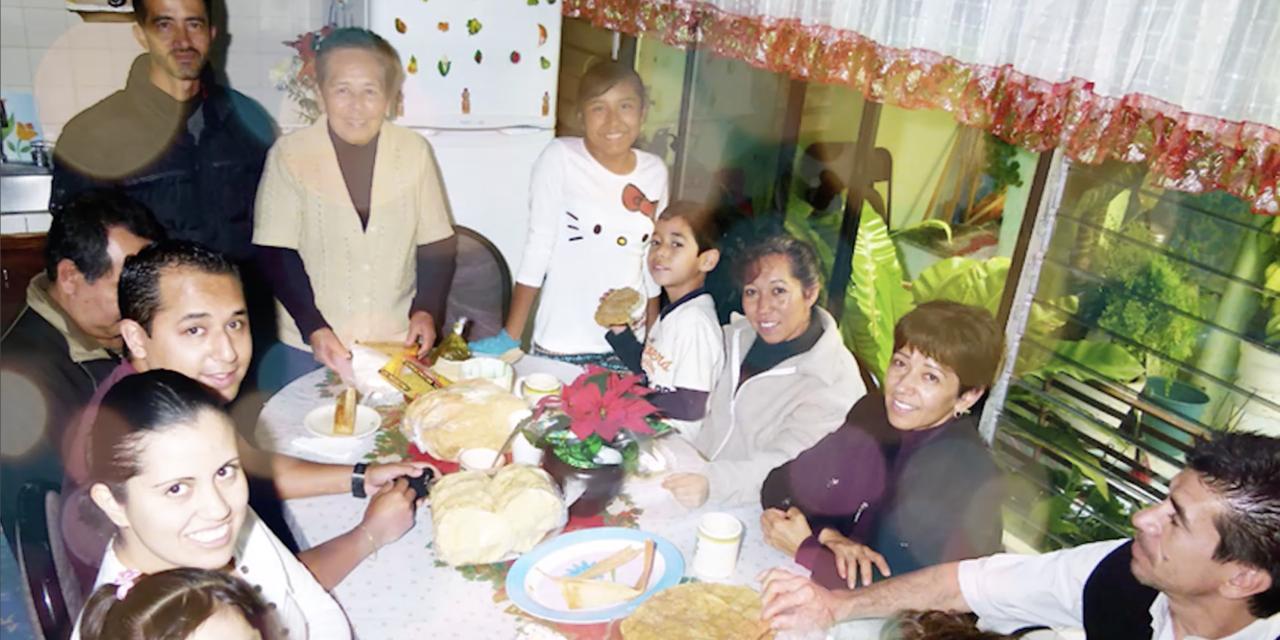 Cena navideña tradicional yucateca