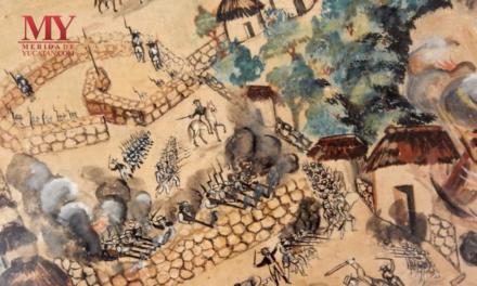 La Guerra de Castas en Mérida