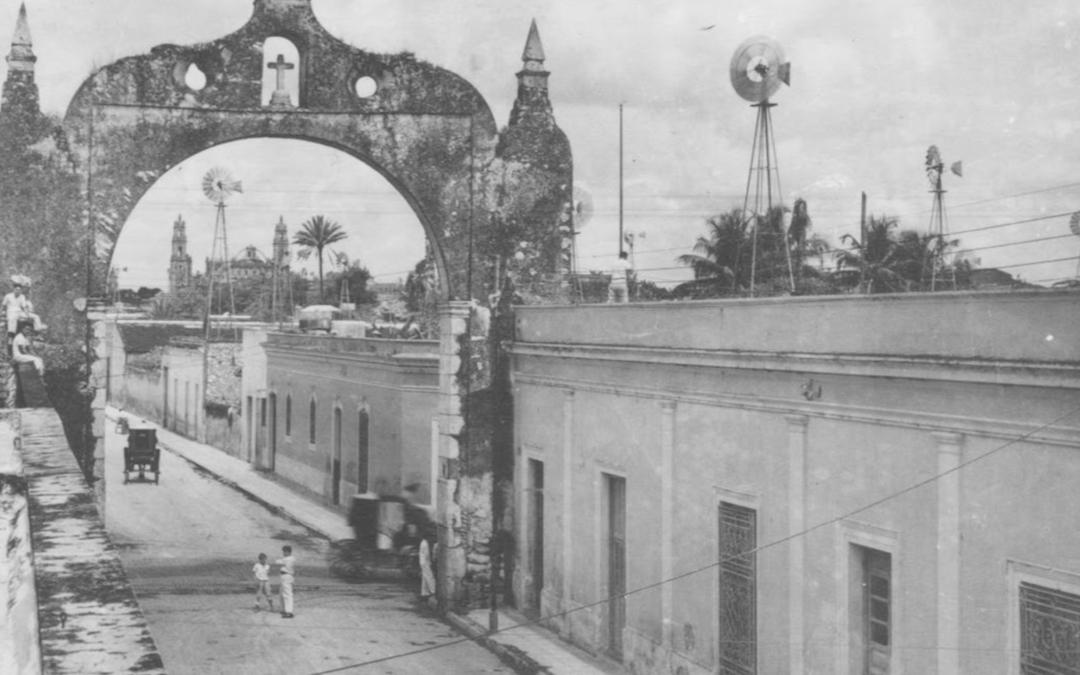 La revolución en Mérida