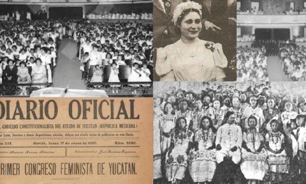 PRIMER CONGRESO FEMINISTA DEL ESTADO