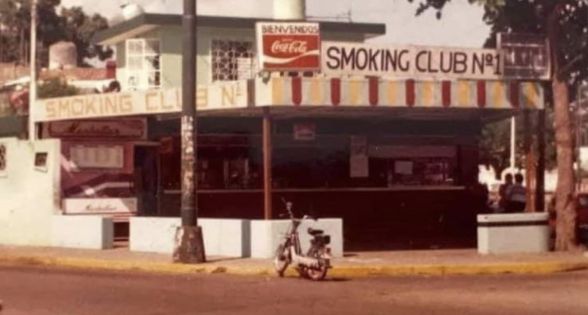 Smoking Club No. 1