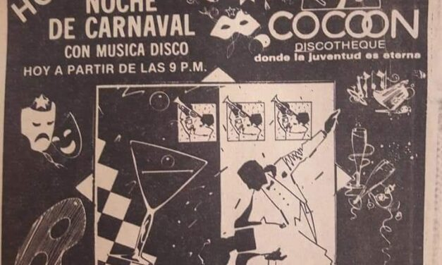 Cocoon discotheque