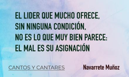 CANTOS Y CANTARES