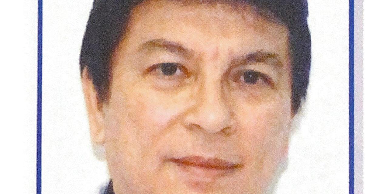 Dr Manuel Jesús Escalante Pasos