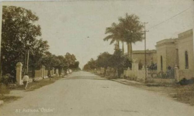 La Avenida Colón