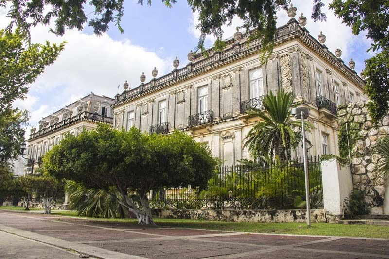 Las casas Cámara, Mérida, Yucatán