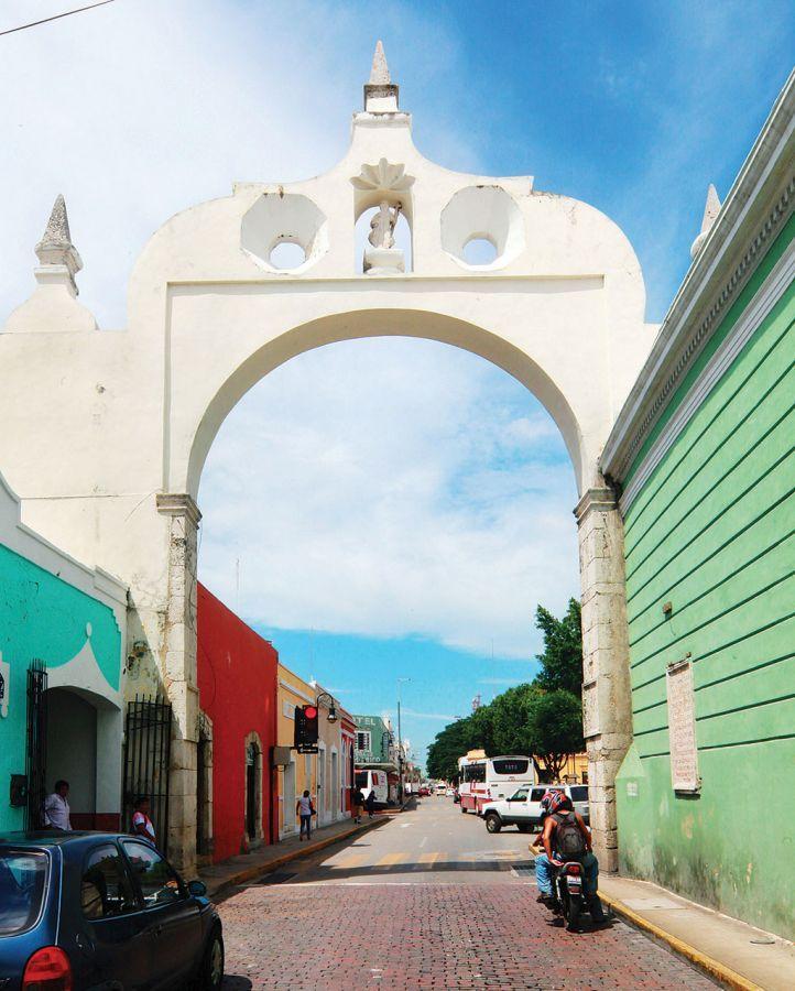The Arch of San Juan
