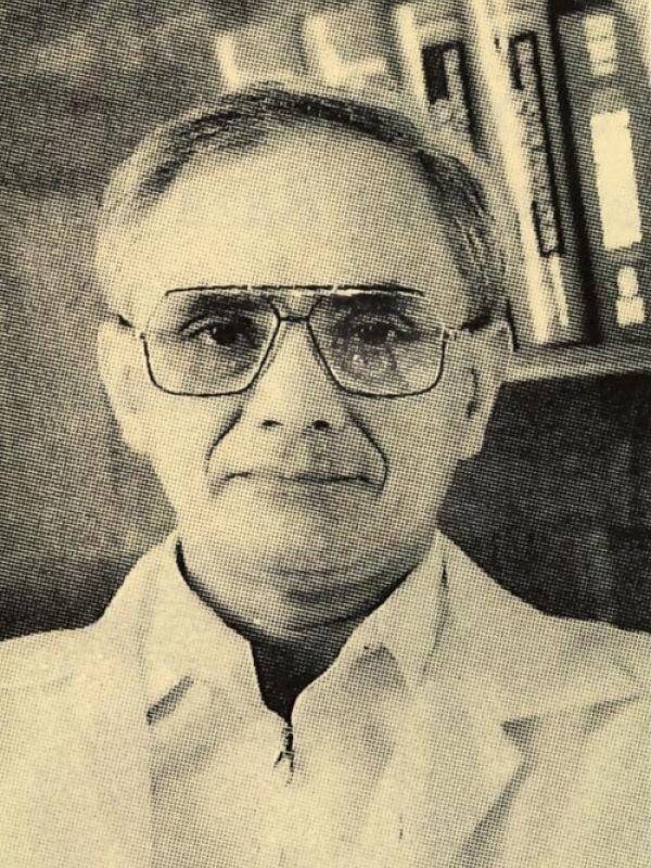 Dr. Carlos G. Rosel Gómez