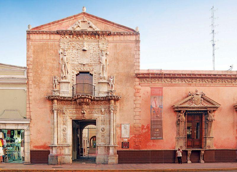Un Paseo por la ciudad de Mérida: La Colonia