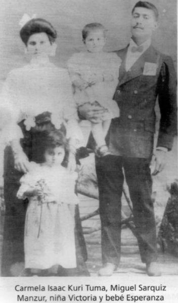 Sirio Libaneses en Yucatán