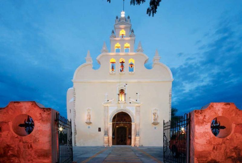 Un Paseo por la ciudad de Mérida: Santiago