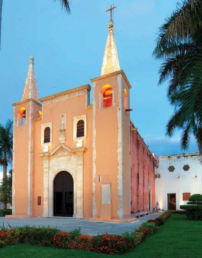 Santos de Mérida Yucatán: Santa Ana