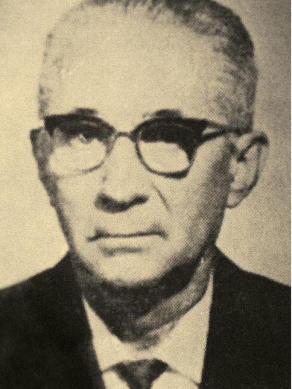 Dr. Cirilo Montes de Oca