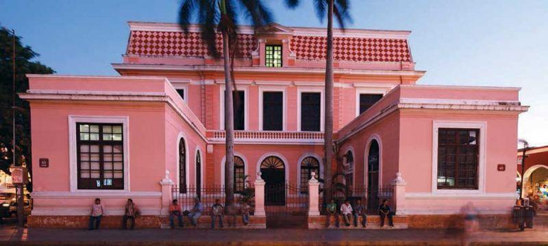 Edificio de Correos de Mérida
