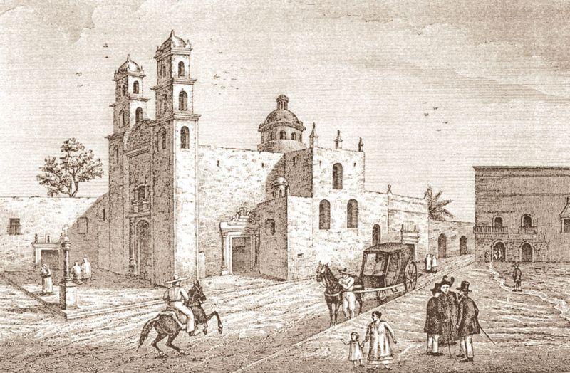 Iglesia del Jesús en la calle 60