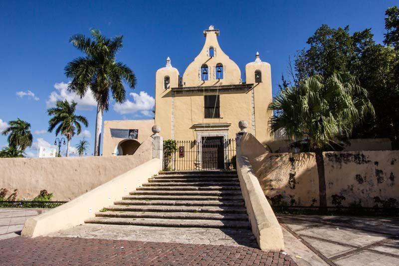 Ermita de Santa Isabel, Mérida Yucatán
