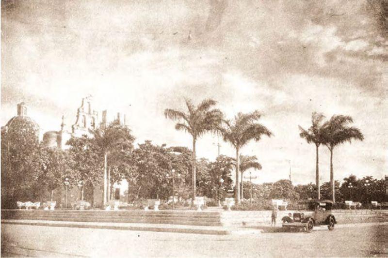 Templo de San Sebastián en Mérida Yucatán