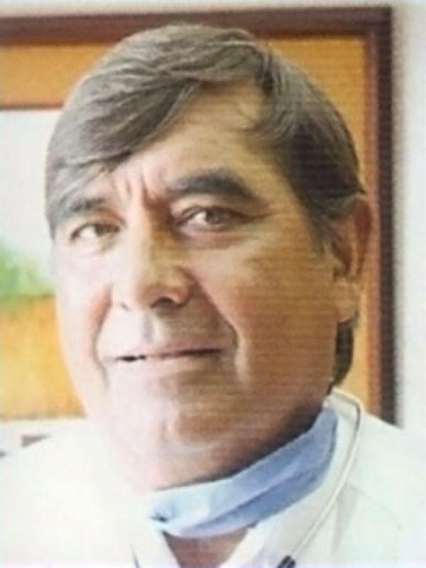 Médicos distinguidos: Dr. César Briceño Navarrete