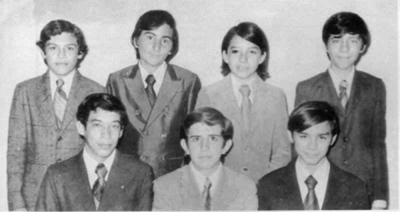 Raúl Rejón Pavía, Sergio Antonio Ortiz Mena, Wilbert González Muñoz y Víctor Ignacio Rosales Mena. Miguel Ángel Basteris Maldonado, José María Mediero Hevia y Juan Ramón Rodríguez Jiménez.