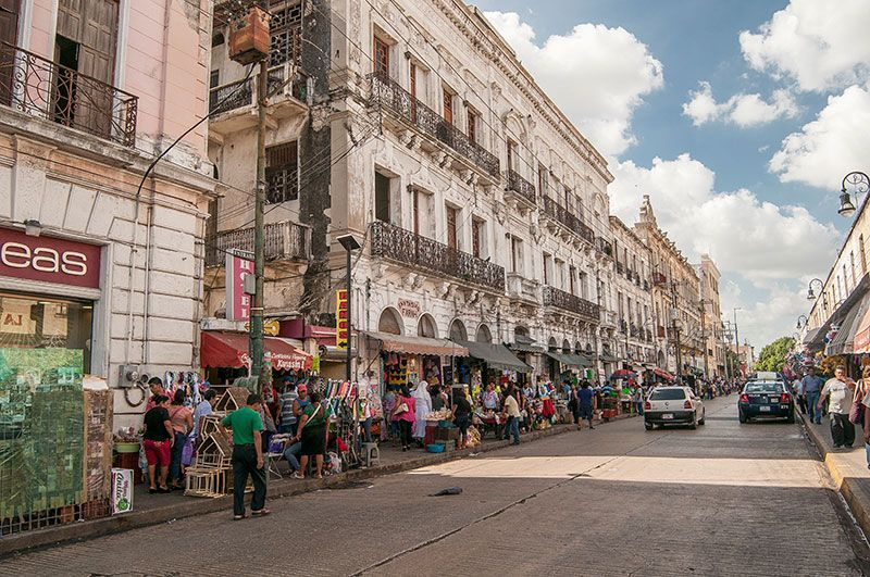 El valor de las calles y colonias de la ciudad de Mérida