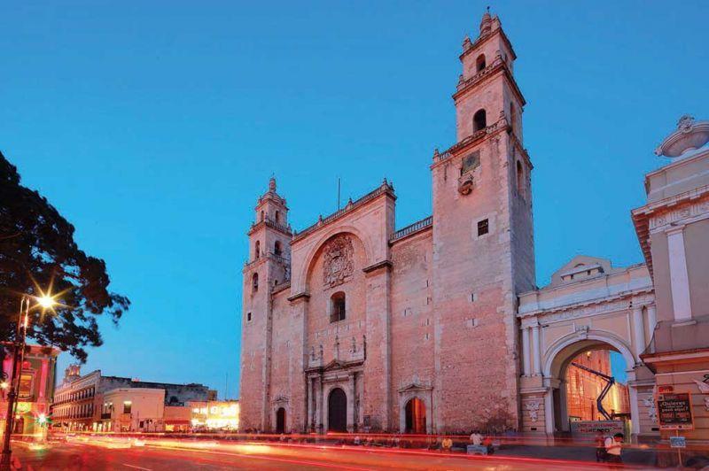 Catedral de la Ciudad de Mérida