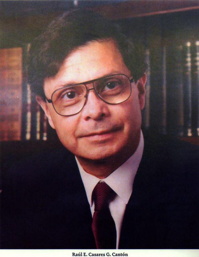Raúl Casares G. Cantón